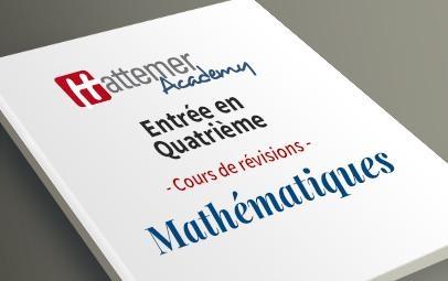 Entrée en 4e - Mathématiques