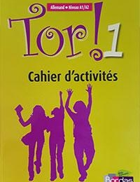 4ÈME- Allemand LV2 - TOR 1 Cahier d'activité - Edition BORDAS