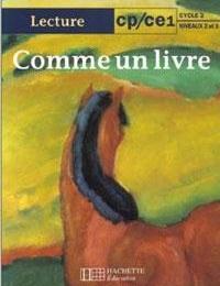 11e - Comme un livre CP/CE1  Edition HACHETTE