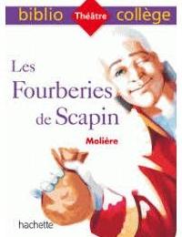 5ÈME - TRIMESTRE 2 - Les fourberies de Scapin - MOLIERE
