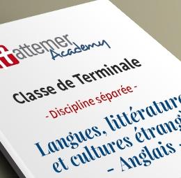 Terminale - Langues, littératures et cultures en langue étrangère (Anglais)