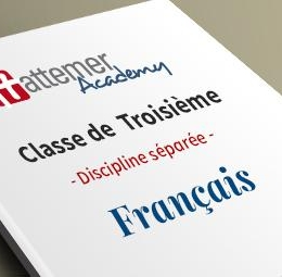 3e - Français