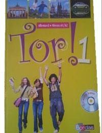 4ÈME - Allemand LV2 - TOR 1 Livre - Edition BORDAS