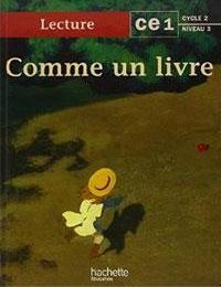 11e - Comme un livre CE1 - Edition HACHETTE