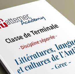 Terminale - Spécialité Littérature langues et cultures de l'Antiquité