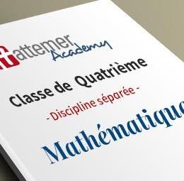 4e -  Mathématiques
