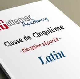 5e - Latin - Niveau 2