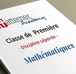 1e - Spécialité Mathématiques