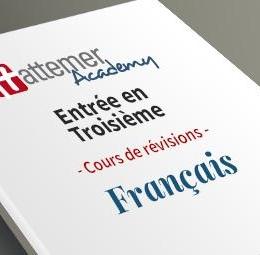 Entrée en 3e - Français