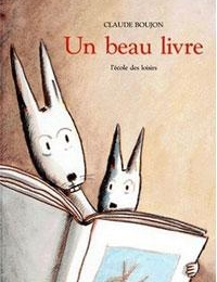 12e - Un beau livre - BOUJON - (Lecture facultative)