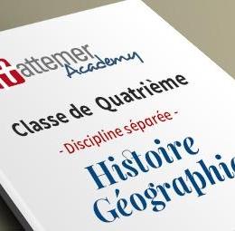 4e - Histoire - Géographie