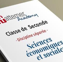 2e - Sciences Economiques Sociales