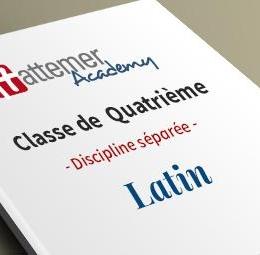 4e - Latin - Niveau 3
