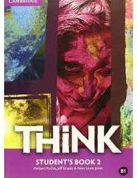 4ÈME Anglais LV1 / 3ÈME - Anglais LV2 - Think 2 Student's book
