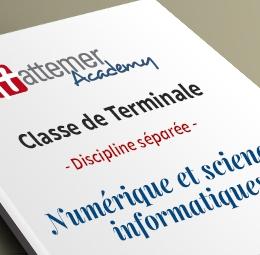 Terminale - Spécialité Numérique et Sciences Informatiques