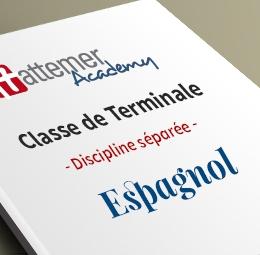 Terminale GÉNÉRALE - Espagnol   inclus 3 séances de visio / trimestre