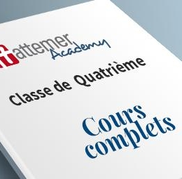 Cours Complet 4e