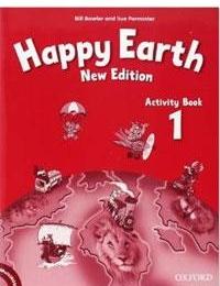 7ÈME - HAPPY EARTH - Activity Book (Facultatif)