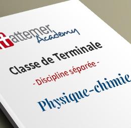 Terminale - Spécialité Physique-Chimie