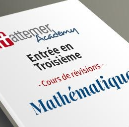 Entrée en 3e - Mathématiques