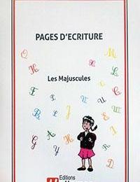 11e - COLLECTION HATTEMER - Pages d'écriture - Les Majuscules