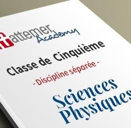 5e - Physique Chimie