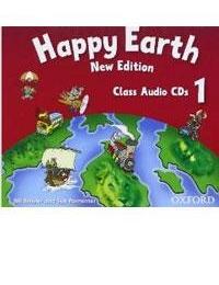 7ÈME - HAPPY EARTH - CD (Facultatif)