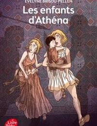 6ÈME - Les enfants d'Athéna - BRISOU PELLEN (Lecture facultative)