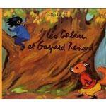 12e - Léo le corbeau et Gaspard le renard - LECAYE - (Lecture facultative)
