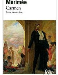 4ÈME - Carmen - MERIMEE  (Lecture facultative)