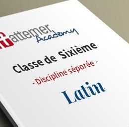 6e - Latin - Niveau 1