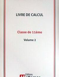COLLECTION HATTEMER - Calcul de 11e - Volume 2