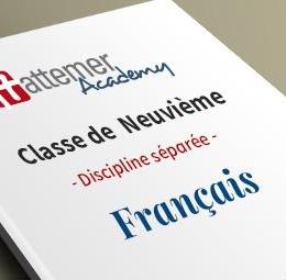 9e - Français